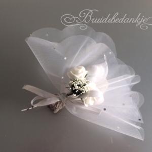 bruidsbedankje